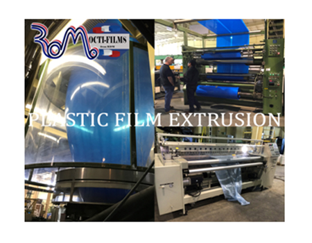 Flexible Film Manufacturing (Extrusion)